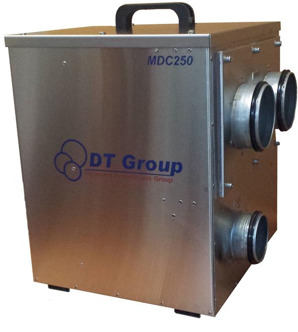 осушитель воздуха MDC250