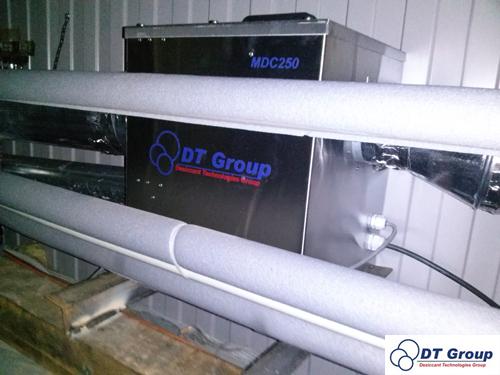 Осушувач повітря для холодильника зберігання медикаментів